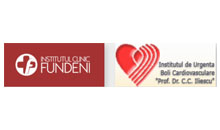 Logo Institute of Emergency for cardiovascular diseases